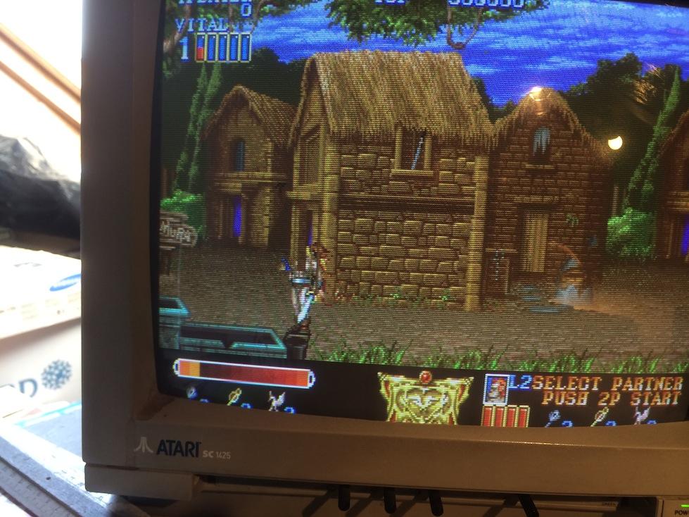 Réparation Magic Sword - CPS1 IMG_0969