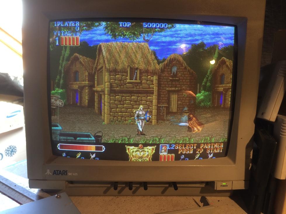 Réparation Magic Sword - CPS1 IMG_0970